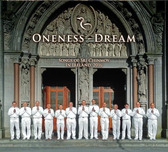 Oneness-Dream Ireland CD Cover