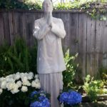 Statue Sri Chinmoy