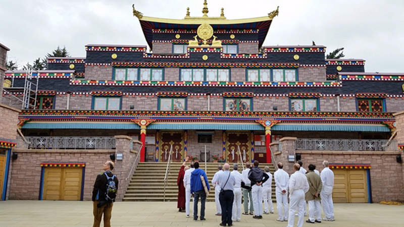 Samye Ling Buddhist Temple