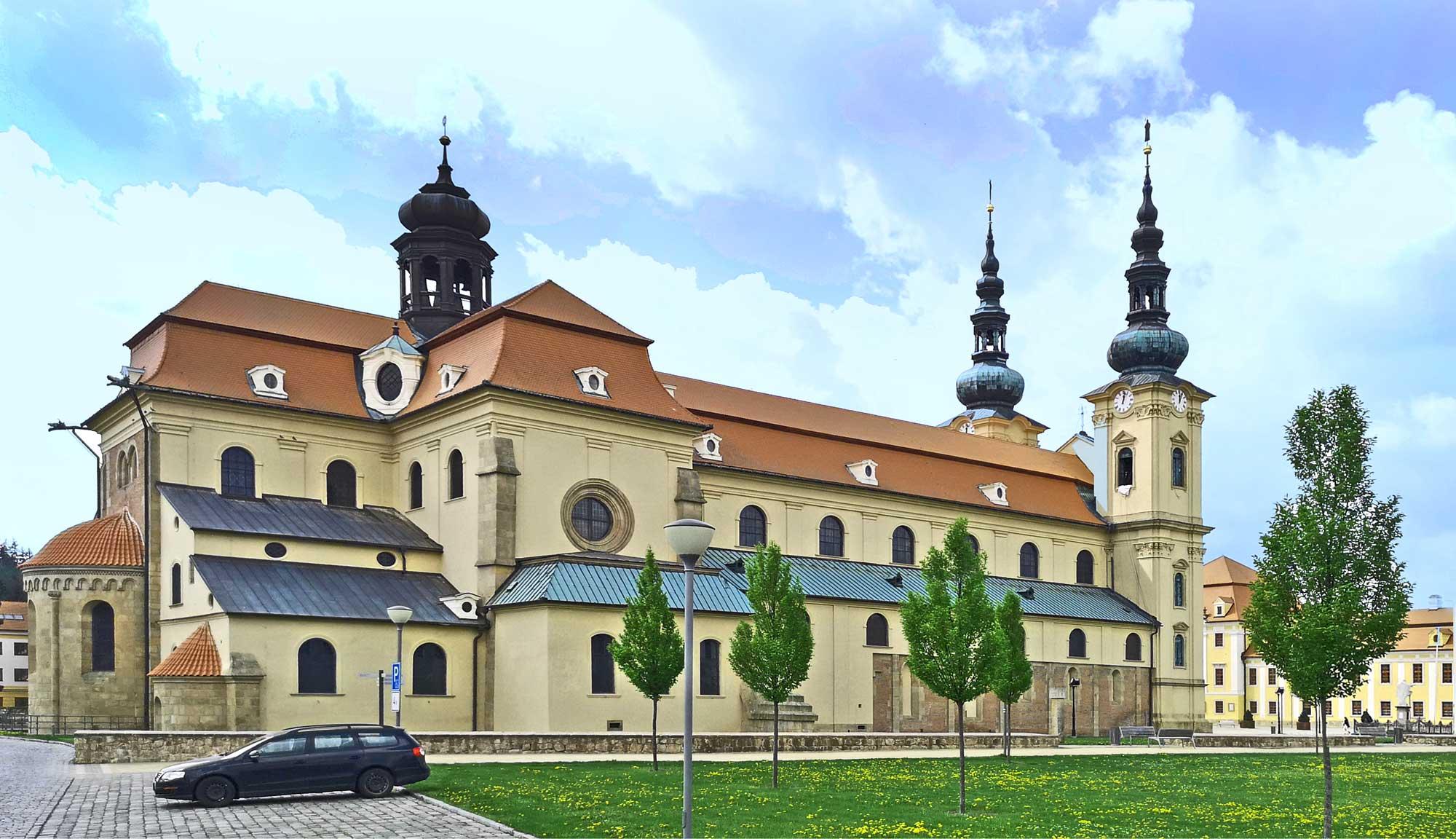 Basilica Velehrad